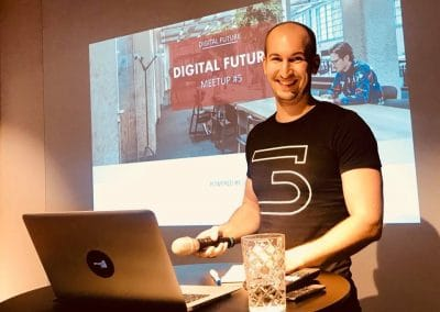 Michael Kirchmair Linz Digital Future