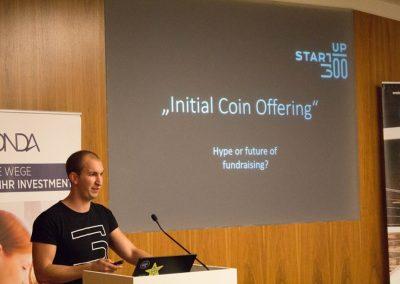 Michael Kirchmair Wien Blockchain