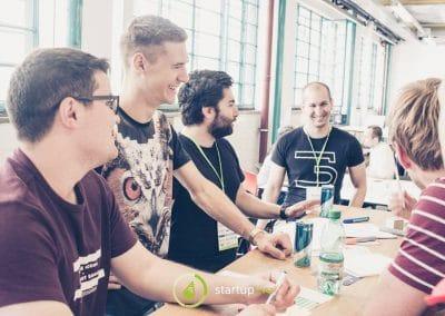Michael Kirchmair Startup Live Linz