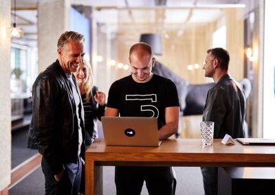 startup300 networking checkin